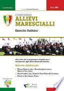 008 | Concorso Allievi Marescialli Esercito Italiano (Prova Scritta, TPA)