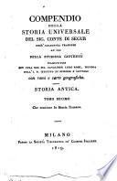 10: Tomo decimo che contiene la Storia romana