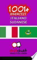 1001+ Esercizi italiano - Sudanese