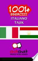 1001+ Esercizi italiano - Tajik