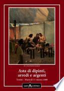 101^ Asta Sant'Agostino