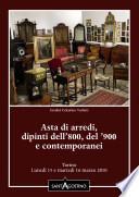 107^ Asta Sant'Agostino