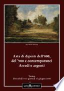 108^ Asta Sant'Agostino