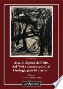 112^ Asta Sant'Agostino