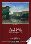 114^ Asta Sant'Agostino