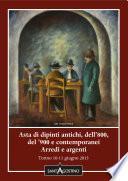 122^ Asta Sant'Agostino