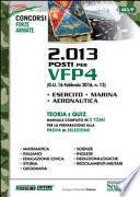 2013 posti per VFP4. Teoria e quiz