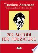 202 metodi per forzature