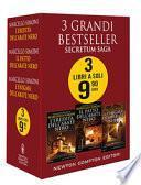 3 grandi bestseller. Secretum Saga