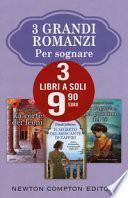 3 grandi romanzi per sognare: La corte dei leoni-Il segreto del mercante di zaffiri-La ragazza nel giardino del tè