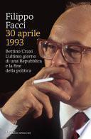 30 Aprile 1993 - Bettino Crax