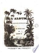 L'album giornale letterario e di belle arti