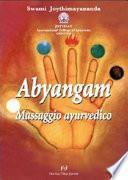 Abyangam. Massaggio ayurvedico