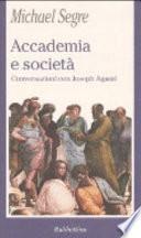 Accademia e società