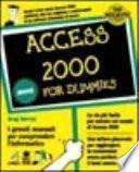 Access 2000 per Windows