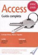 Access 2002/2003 Guida completa