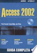 Access 2002. Con CD-ROM