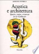 Acustica e architettura