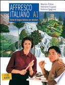 Affresco Italiano : corso di lingua italiana per stranieri. Livello A1 : CD. Unità 1 - 12