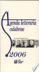 Agenda letteraroa calabrese 2006