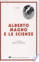 Alberto Magno e le scienze