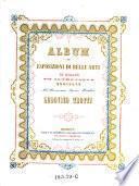 Album Esposizione di belle arti in Milano (ed altre citta d'Italia)