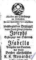 Alcides oder Hercules am Scheidwege
