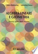 Algebra Lineare e Geometria