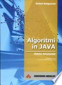 Algoritmi in Java 3/e
