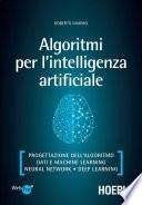 Algoritmi per l'intelligenza artificiale