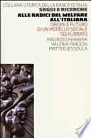 Alle radici del welfare all'italiana