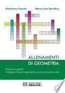 Allenamenti di Geometria
