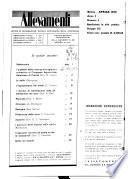 Allevamenti, rivista mensile di divulgazione tecnica economica della zootecnia