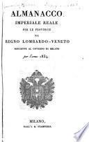 Almanacco imperiale reale della Lombardia