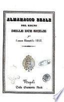 Almanacco reale del Regno delle Due Sicilie per l'anno ...