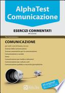 Alpha Test. Comunicazione. Esercizi commentati
