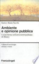 Ambiente e opinione pubblica