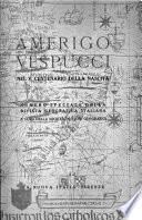 Amerigo Vespucci nel v centenario della nascita