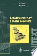 Analisi dei dati e data mining