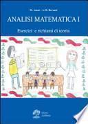 Analisi matematica. Esercizi e richiami di teoria