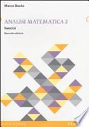 Analisi matematica. Esercizi