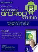 Android Studio Videocorso. Volume 9