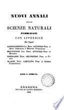 Annali di storia naturale