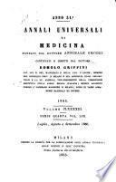 Annali universali di medicina