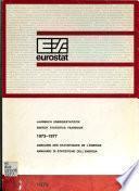 Annuaire des statistiques de l'énergie