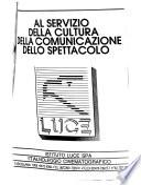 Annuario del cinema italiano & audiovisivi