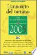Annuario del turismo 2005