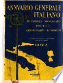 Annuario generale italiano amministrativo, politico e religioso