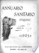 Annuario sanitario d'Italia