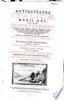 Antiquitates italicae medii aevi